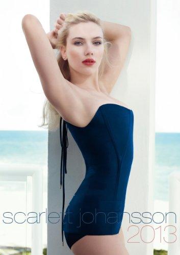 9781617011207: Scarlett Johansson 2013 Calendar (English, German and French Edition)