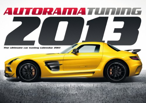 9781617011610: Autorama 2013: The Ultimate Car Tuning Calendar