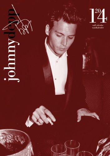 9781617011832: Johnny Depp 2014 Calendar (English, German and French Edition)