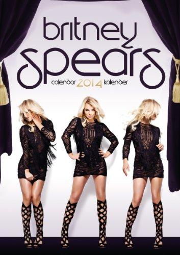 9781617012051: Britney Spears 2014 Calendar
