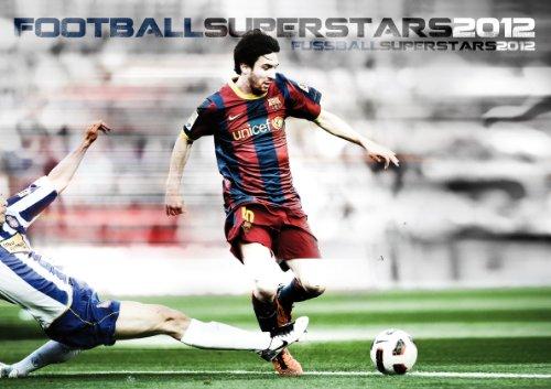 9781617012266: Football Superstars 2012 Calendar