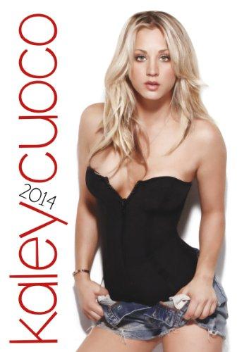 9781617012730: Kaley Cuoco 2014 Calendar
