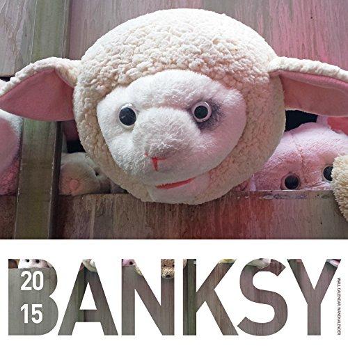 9781617012976: Banksy 2015 Calendar
