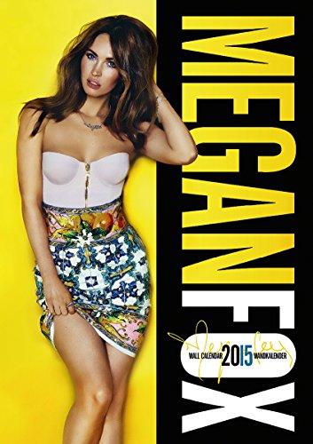 9781617012983: Megan Fox 2015 Calendar