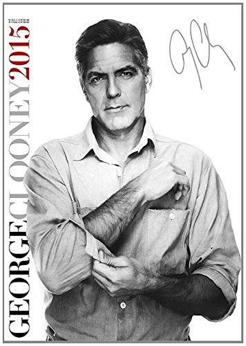 9781617013089: George Clooney 2015 Calendar [Calendrier]