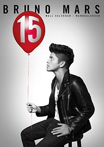 Bruno Mars 2015 Calendar: Mars, Bruno