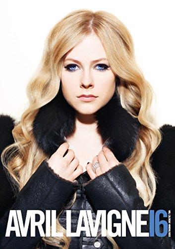 9781617013997: Avril Lavigne 2016 Kalender