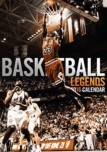 9781617014079: Basketball Legends 2016 Calendrier