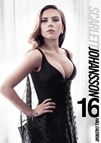 9781617014147: Scarlett Johansson Offizieller Kalender 2016