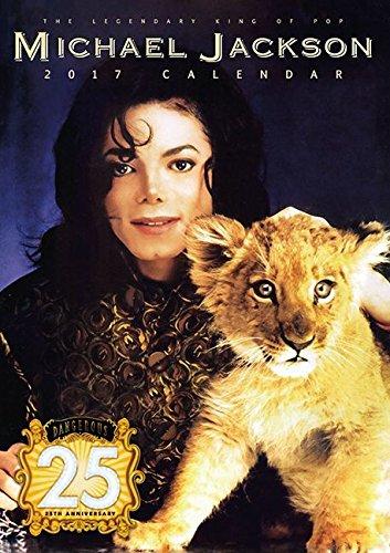 9781617014710: Michael Jackson 2017 Calendar