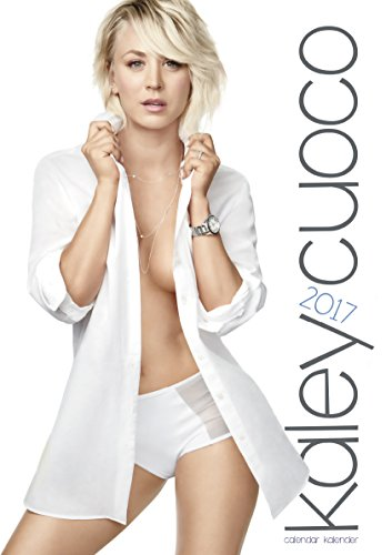 9781617015182: Kaley Cuoco 2017 Calendar [Big Bang Theory]