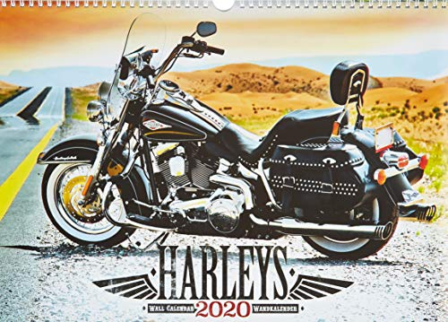 9781617017896: Harley Davidson 2020 Calendar - Gifts - Accessories