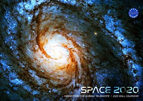 9781617018237: Espace calendrier 2020 - Cosmos - Astronomique - Views Hubble Telescope