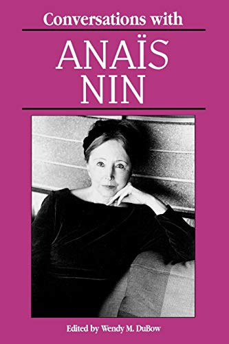 9781617030598: Conversations with Anaïs Nin