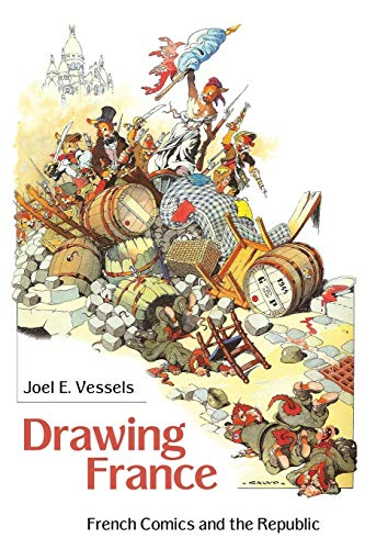 9781617033230: Drawing France: French Comics and the Republic