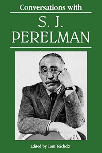 9781617033353: Conversations with S. J. Perelman (Literary Conversations Series)