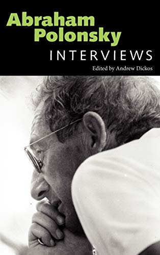 9781617036606: Abraham Polonsky: Interviews (Conversations with Filmmakers Series)