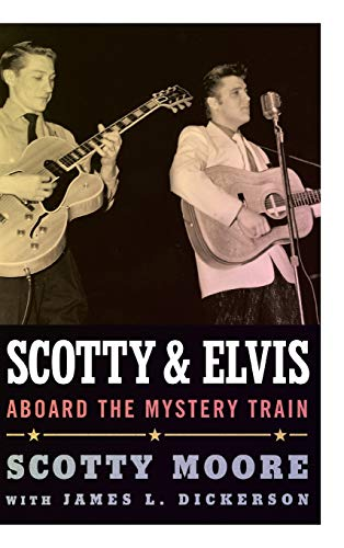 9781617037917: Scotty and Elvis: Aboard the Mystery Train (American Made Music Series)