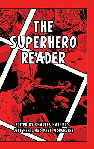 9781617038020: The Superhero Reader