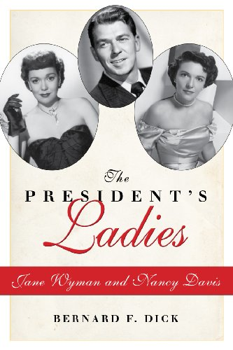 9781617039805: The President's Ladies: Jane Wyman and Nancy Davis
