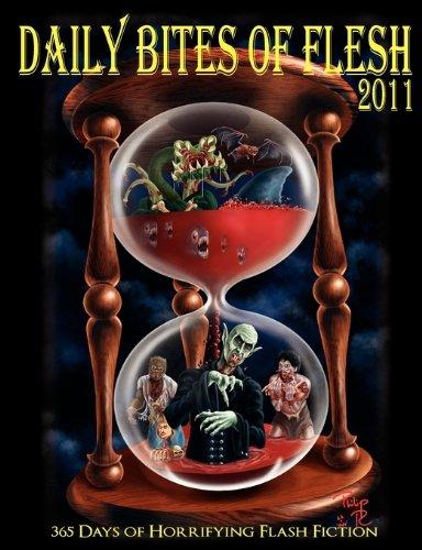 Daily Bites of Flesh 2011: 365 Days: Aaron Rayner, Alexandro