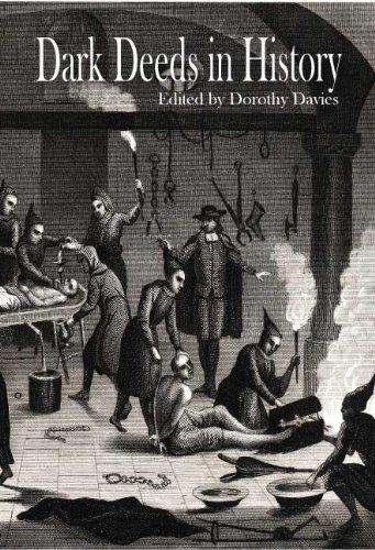 Dark Deeds in History: Naomi Clark, Clark