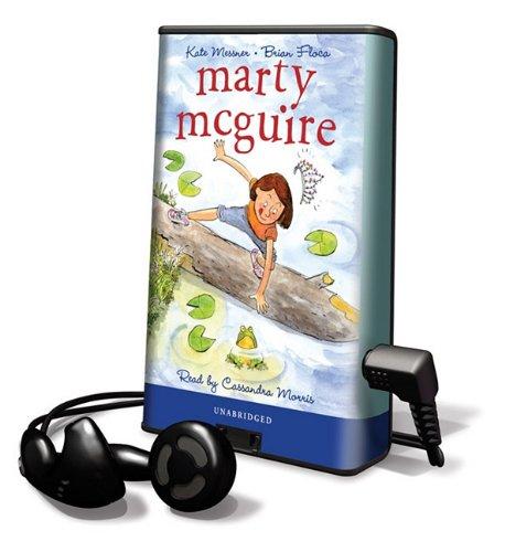 9781617074400: Marty McGuire (Playaway Children)