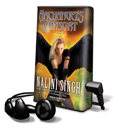 Archangel's Consort (Playaway Adult Fiction) (9781617075827) by Singh, Nalini