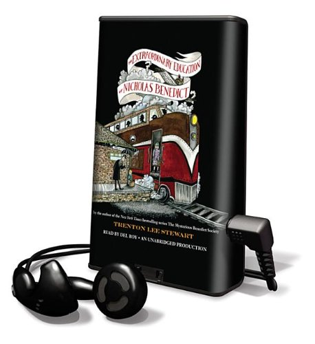 9781617076534: The Extraordinary Education of Nicholas Benedict [With Earbuds] (Playaway Children)