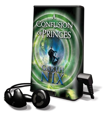 9781617079337: A Confusion of Princes (Playaway Young Adult)