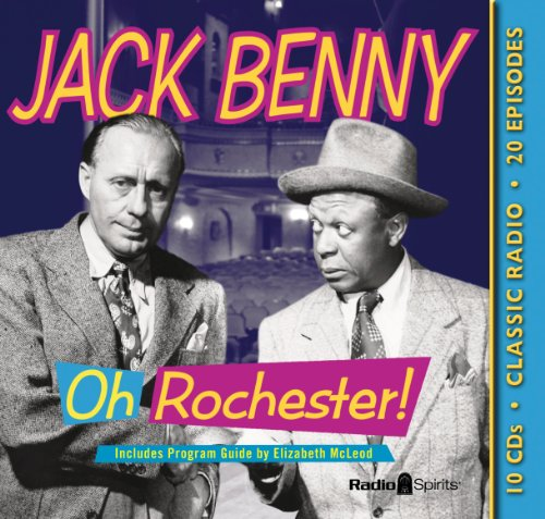 9781617090226: Jack Benny: Oh Rochester (Old time radio)