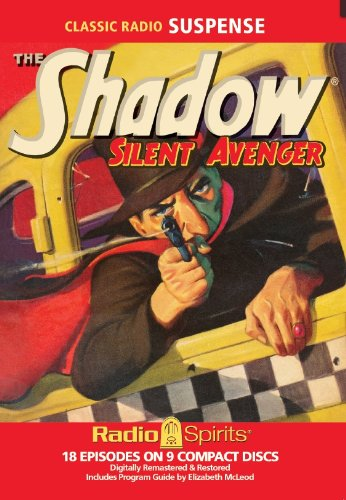 9781617090660: Shadow Silent Avenger (Old Time Radio