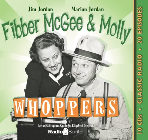 9781617090875: Fibber McGee & Molly Whoppers (Old Time Radio)