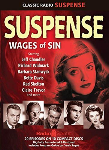 9781617093586: Suspense Wages of Sin (Old TIme Radio)