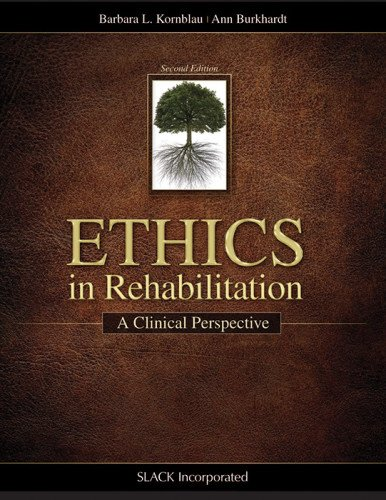 9781617110375: Ethics in Rehabilitation: A Clinical Perspective