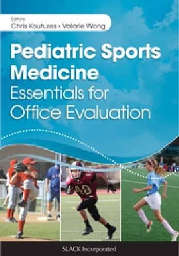 9781617110528: Pediatric Sports Medicine: Essentials for Office Evaluation