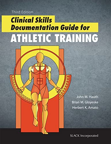 9781617116193: Clinical Skills Documentation Guide for Athletic Training