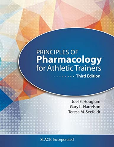 9781617119293: Principles of Pharmacology for Athletic Trainers