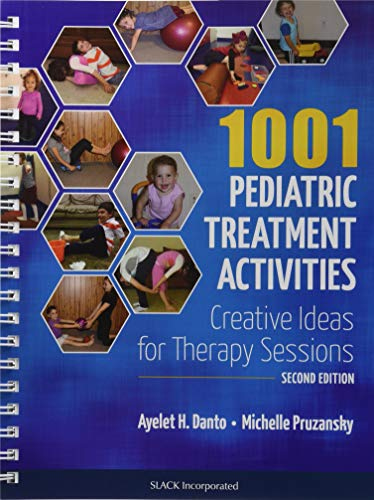 9781617119309: 1001 Pediatric Treatment Activities: Creative Ideas for Therapy Sessions