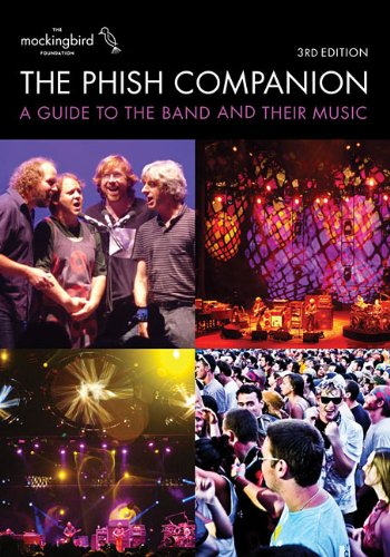 9781617131226: The Phish Companion: 3rd Edition (Mockingbird Foundation)