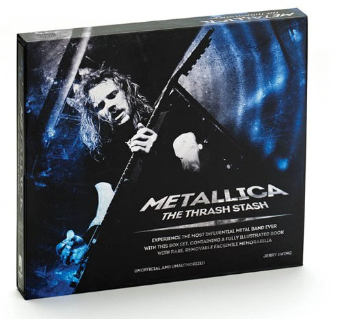 9781617135682: Metallica: The Thrash Stash