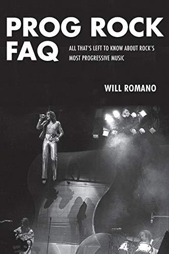 Prog Rock FAQ: All That's Left to: Romano, Will