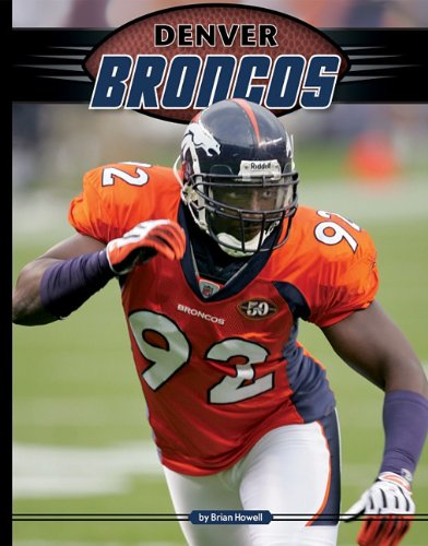 9781617140105: Denver Broncos (Inside the NFL)