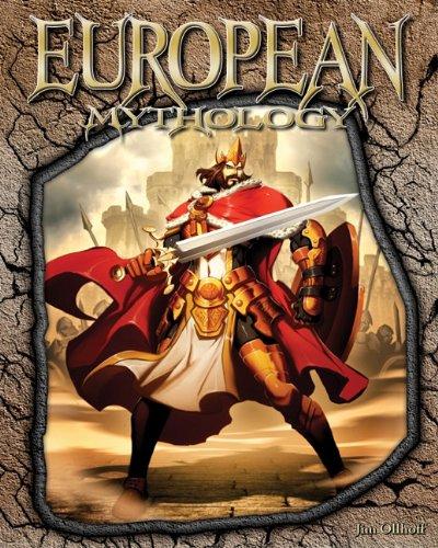 9781617147203: European Mythology (World of Mythology (Abdo))