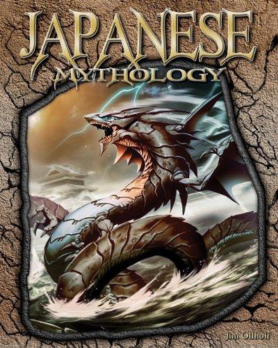 9781617147234: Japanese Mythology (World of Mythology (Abdo))