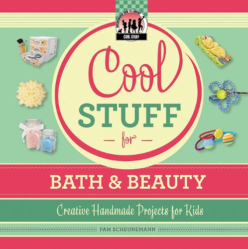 9781617149801: Cool Stuff for Bath & Beauty (Checkerboard How-To Library: Cool Stuff (Library))
