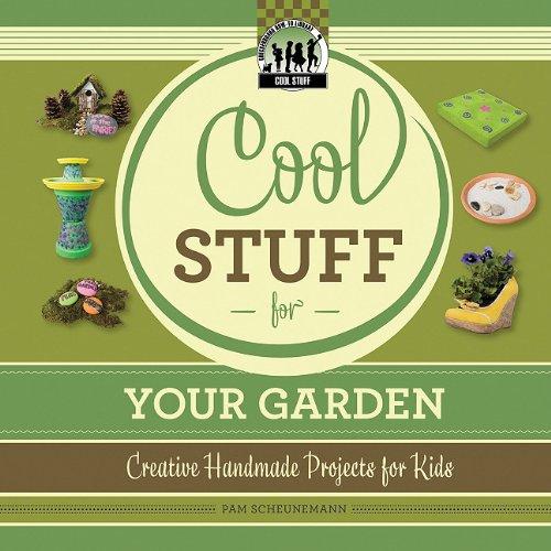 Cool Stuff for Your Garden: Creative Handmade: Pam Scheunemann