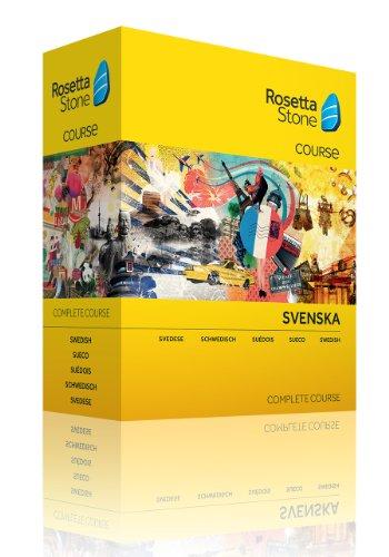 9781617169892: Rosetta Stone Swedish Complete Course