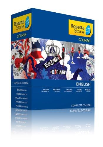 9781617169984: Rosetta Stone Englisch Britisch Komplett