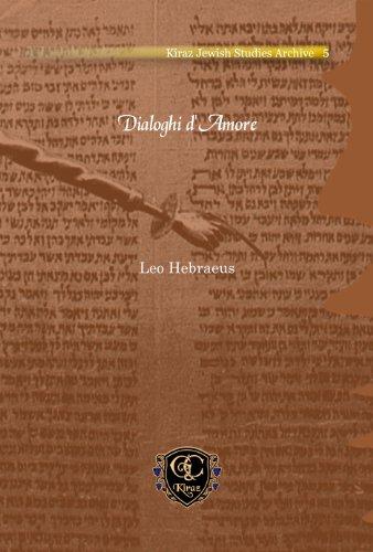 9781617190063: Dialoghi d'Amore (Kiraz Jewish Studies Archive)